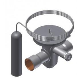 Cavalier de fixation Capteur géothermique