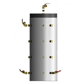"""Tube Cuivre Gainé 3/8"""" Epaisseur 0.6 mm 60 metres Capteur geothermique fluide"""