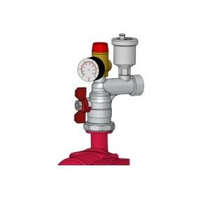 Vase d'expansion pompe à chaleur France geothermie