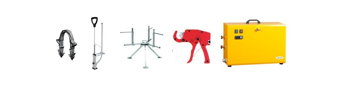 Accessoires pour plancher chauffant