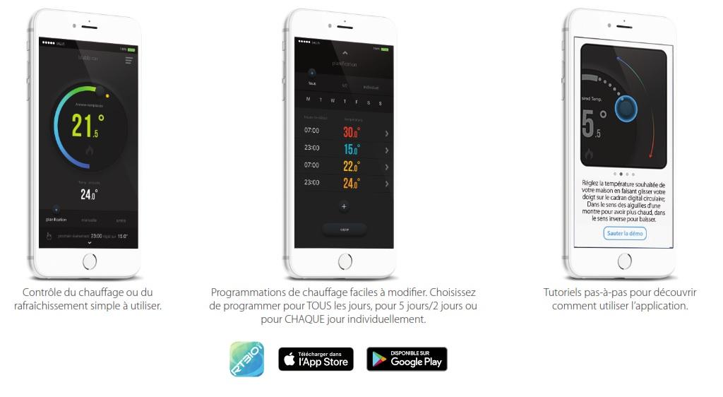Application RT310i